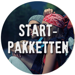 STARTPAKKETTEN BACKPACKME