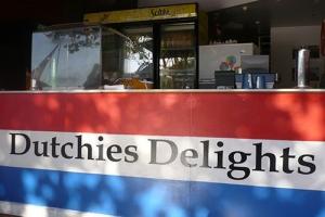 Dutchies Delight op Darling Harbour