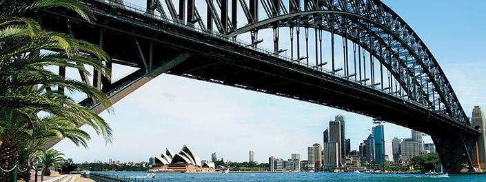 Low budget Sydney!