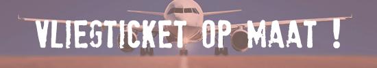 vliegticket-op-maat