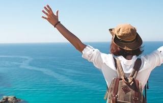 Vijf voordelen van alleen reizen